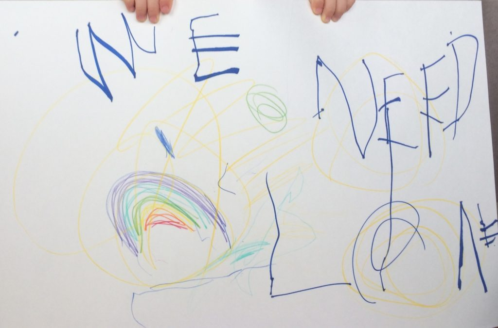We Need Love poster